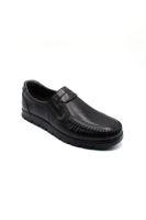 Selsan Baloğlu Saraçlı Düz Klasik Erkek Ayakkabı SİYAH