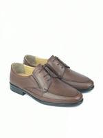 Selsan Baloğlu Bağlı Klasik Erkek Ayakkabı TABA