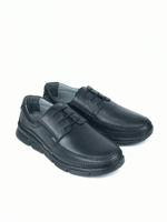 Selsan Baloğlu Bağlı Failon Klasik Ayakkabı SİYAH