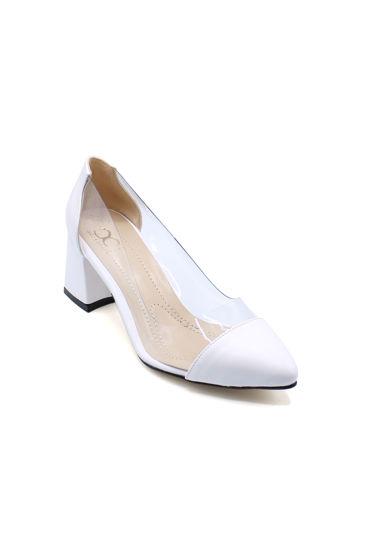 selsan-ceylanlar-yani-seffaf-klasik-kadin-ayakkabi-BEYAZ-443_024-0008550_0