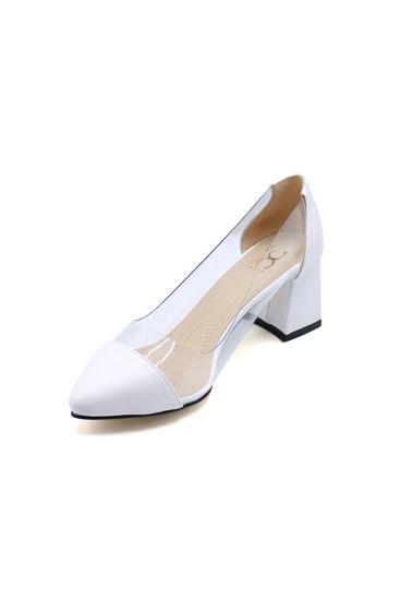 selsan-ceylanlar-yani-seffaf-klasik-kadin-ayakkabi-BEYAZ-443_024-0008551_0