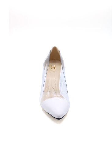 selsan-ceylanlar-yani-seffaf-klasik-kadin-ayakkabi-BEYAZ-443_024-0008552_0