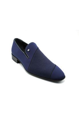Fosco Streç Erkek Ayakkabı LACİVERT STREÇ resmi