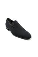 Fosco Streç Erkek Ayakkabı SİYAH STREÇ