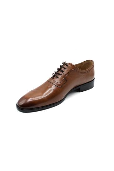 Fosco Bağlı Casual Klasik Erkek Ayakkabısı TABA resmi