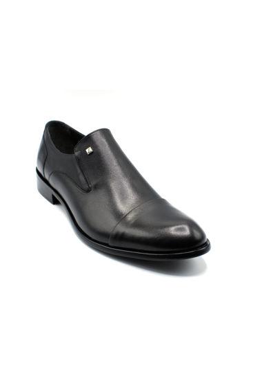 Fosco Erkek Klasik Ayakkabı SİYAH resmi