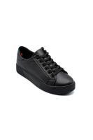 Endless Düz Bağlı Sneaker Ayakkabı SİYAH