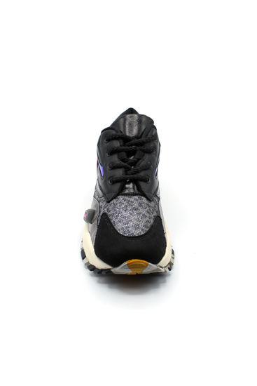 Selsan Shebab Kadın Günlük Sneaker SİYAH resmi