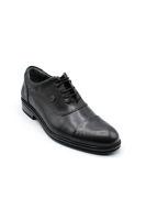 Selsan Lfn Bağcılı Klasik Erkek Ayakkabı SİYAH
