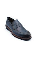 Selsan Lifond Klasik Deri Ayakkabı LACİVERT
