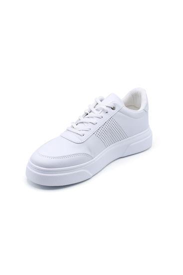 selsan-cont-yani-lazerli-bagli-sneakers-spor-BEYAZ-125_958-0010015_0