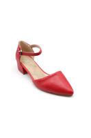 Selsan Cyl Kadın Ayakkabı KIRMIZI