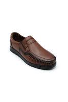 Selsan Baloğlu Saraçlı Düz Klasik Erkek Ayakkabı TABA