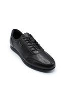 Marcomen Erkek Deri Casual Ayakkabı 13080 SİYAH