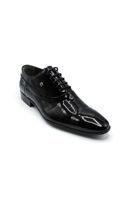 Fosco Enjeksiyon Bağlı Klasik Ayakkabı SİYAH RUGAN