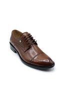 Fosco Bağlı Klasik Erkek Ayakkabı TABA