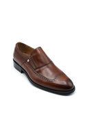 Selsan Bağsız Biyeliklasik Erkek Ayakkabı 1534 TABA