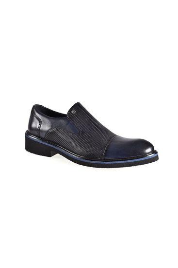 Fosco Klasik Erkek Ayakkabı LACİVERT resmi