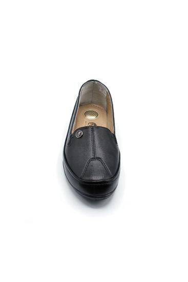 Selsan Edik Rrahat Ayakkabı SİYAH resmi
