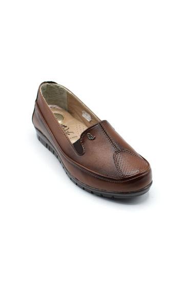Selsan Edik Rrahat Ayakkabı TABA resmi