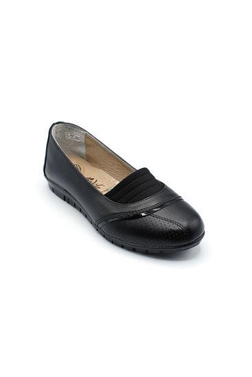 Selsan Edk Rahat Anne Ayakkabısı SİYAH resmi