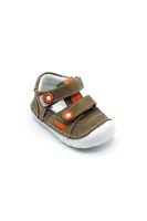 Selsan Şkr Cırtlı Comfort İlkadım Bebe Ayakkabı VİZON