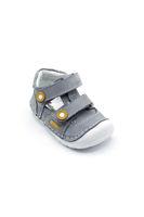 Selsan Şkr Cırtlı Comfort İlkadım Bebe Ayakkabı GRİ