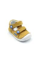 Selsan Şkr Cırtlı Comfort İlkadım Bebe Ayakkabı HARDAL