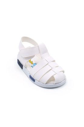 selsan-burnu-kapali-cirtli-bebe-sandalet-BEYAZ-006_003-0012206_0