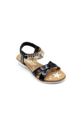 selsan-jena-mini-tugrali-cocuk-sandalet-SİYAH-57_009-0013051_0