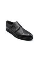 Fosco Tokalı Klasik Ayakkabı SİYAH MAT
