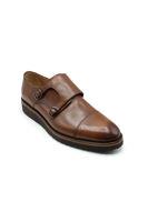 Fosco Tokalı Klasik Ayakkabı TABA