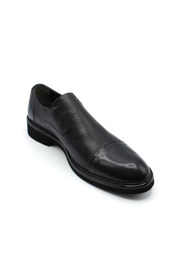 Fosco Klasik Erkek Ayakkabı SİYAH resmi