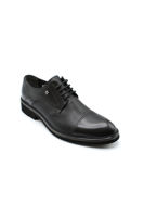 Fosco Bağlı Klasik Erkek Ayakkabı SİYAH