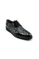 Fosco Bağlı Oxford Klasik Erkek Ayakkabı SİYAH